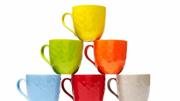 "<strong>Morning Glories</strong> <br><br>""Everybody&mdash;I mean everybody&mdash;needs a good large coffee (or chai) mug. The"