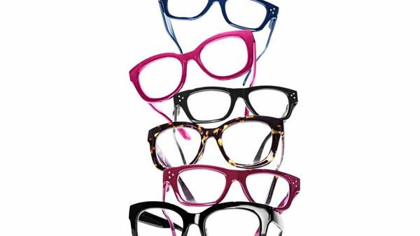 """<strong>Frame Changer</strong> <br><br>""""You&rsquo;re always writing to me asking about my glasses. I highly recommend these r"""