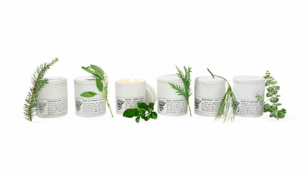 "<strong>Light My Fire</strong> <br><br>""These soy candles are the next-best thing to being outdoors, transporting me to a for"