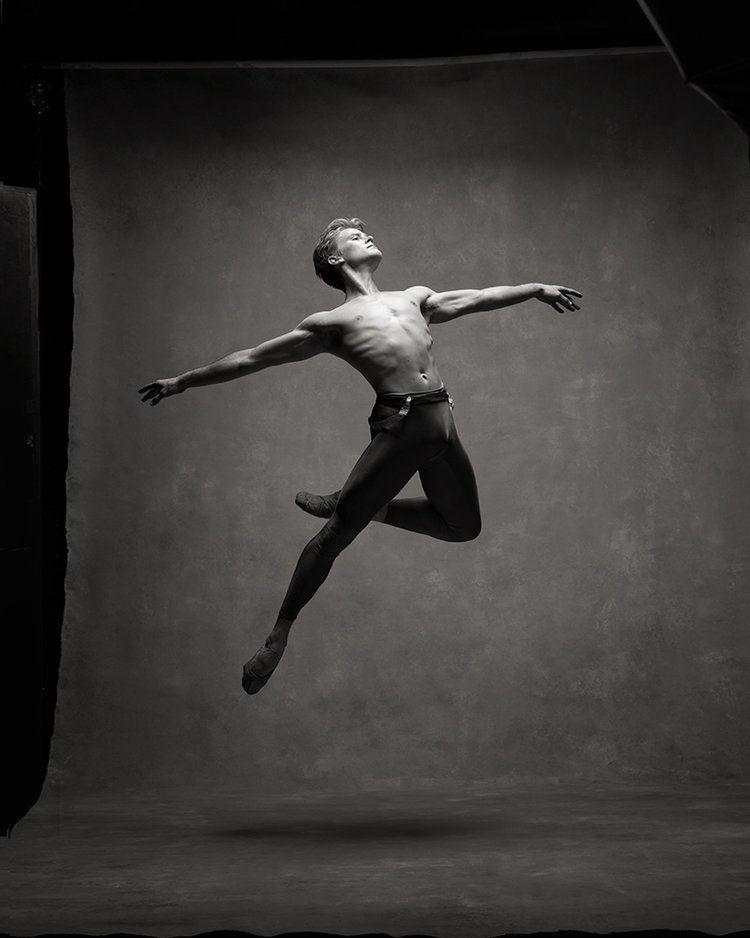Chase Finlay, a principal at the New York City Ballet.