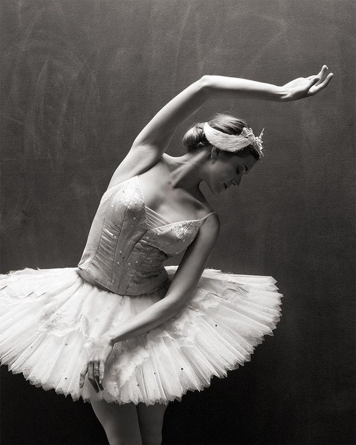 Holly Dorger, a princpal at the Royal Danish Ballet.