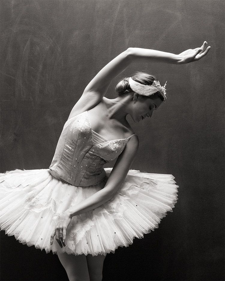 Holly Dorger, a princpal at the Royal Danish Ballet.