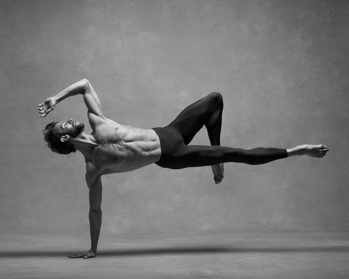 James Whiteside, principal dancer at the American Ballet Theater.
