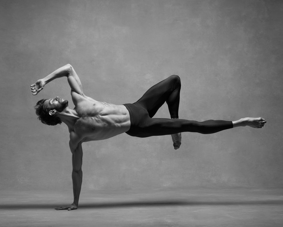 James Whiteside, principal dancer at the American Ballet Theater.