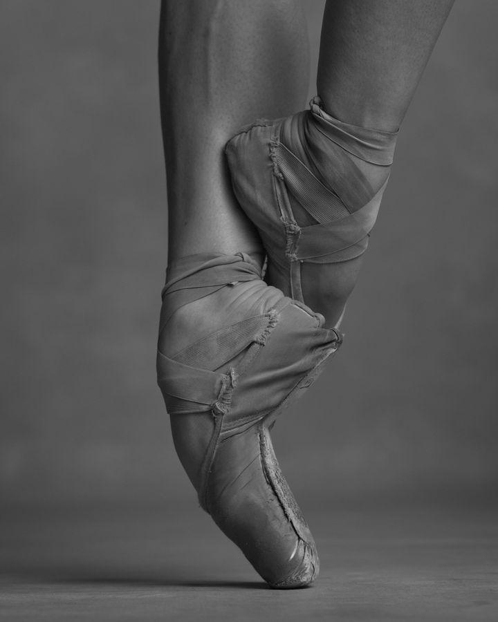 Celine Cassone of the Les Ballet Jazz de Montreal.