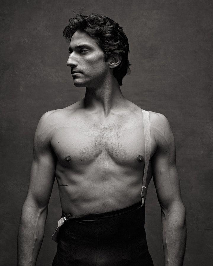 Zachary Catazaro, a soloist at the New York City Ballet.