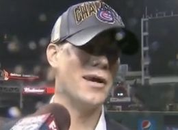 Here's Cubs President Theo Epstein Dropping An F-Bomb On TV