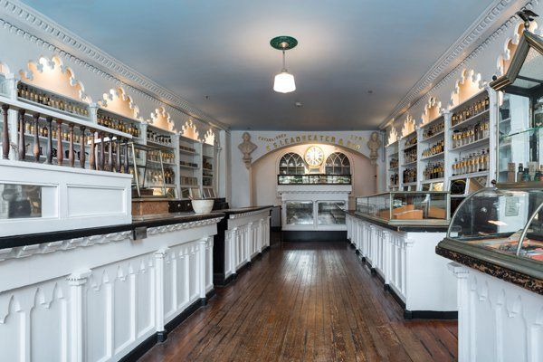 <strong>Harry Potter Wedding at an 1800s-era Historic Apothecary in Alexandria, Virginia: </strong>You'll have to include you