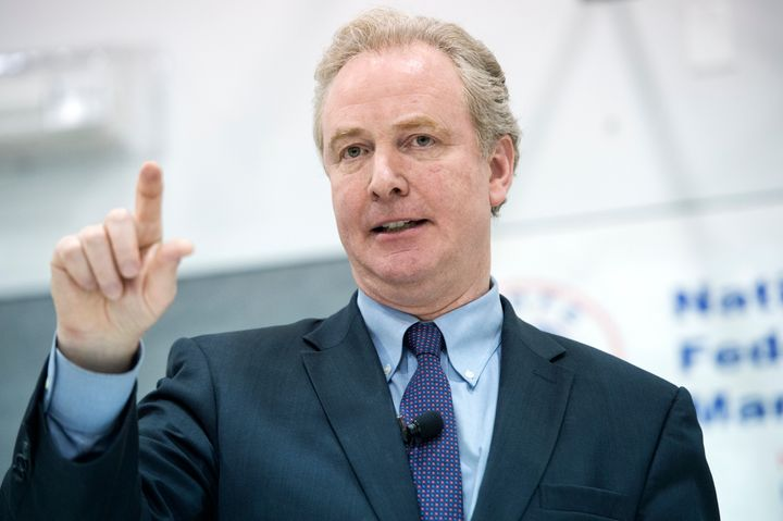 Rep. Chris Van Hollen will succeed retiring Sen. Barbara Mikulski, also a Democrat.