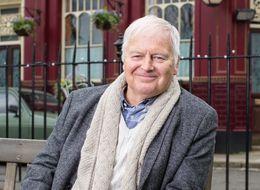 'EastEnders' Spoiler! Ian Lavender Reprises Soap Role