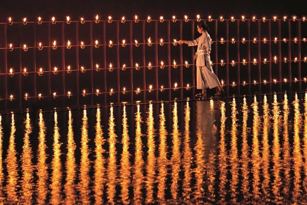 <p><strong>A Midnight Wedding at Phulay Bay, a Ritz-Carlton Reserve in Thailand: </strong>Night owl? Look forward to the first (and perhaps most spectacular) of many nights spent with your better half with a traditional Thai Midnight Wedding. You'll say your vows at the resort's über-romantic Candle Light Pavilion and waltz the night away to mystical melodies from Thai musicians and a curtain of candles that light up the walls in their incandescent glory and reflect majestically in a pool below. </p>