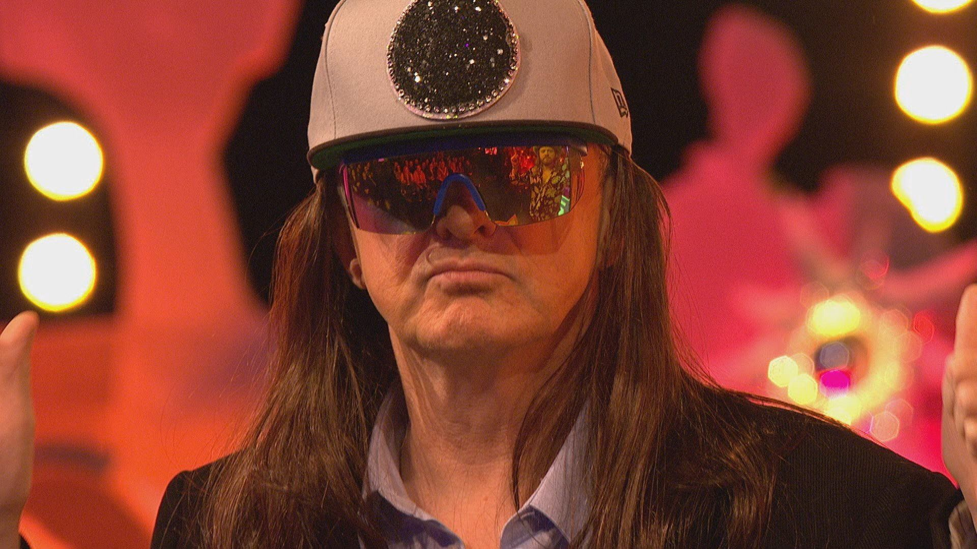 Louis Walsh's Honey G Impression Needs Some Serious