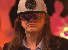 Louis Walsh's Honey G Impression Needs Some Serious Work