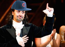 Cubs' Win Brings Baseball And 'Hamilton' Together In Perfect Harmony