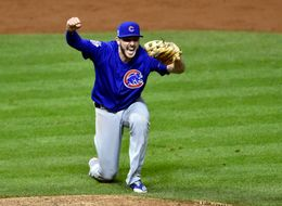 This Is The Instant Kris Bryant Realized The Cubs Had Won The World Series