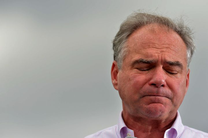 It's OK, Tim Kaine, you still get a 7 out of 10 on your Supreme Courtquiz.