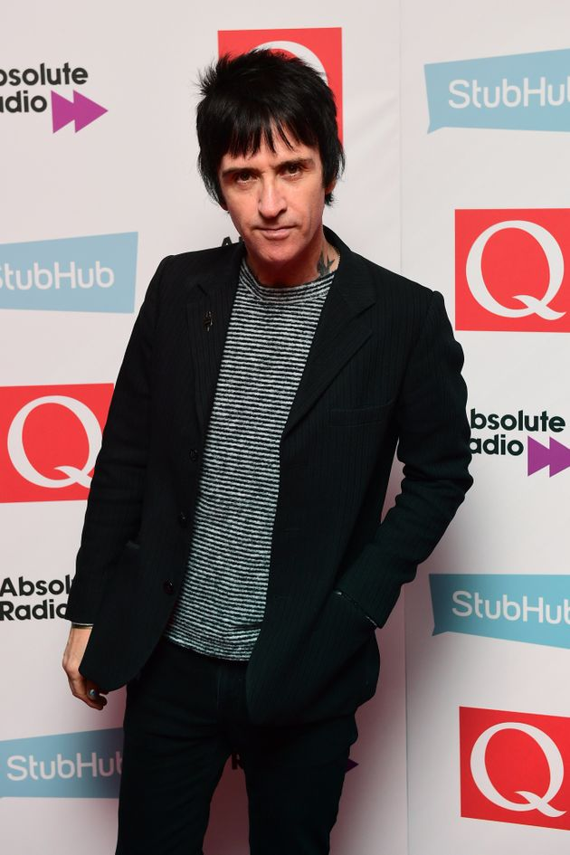Johnny out and about this week -