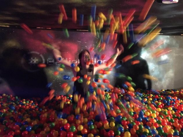 An Adult-Sized Ball Pit Bar Is About To Open In