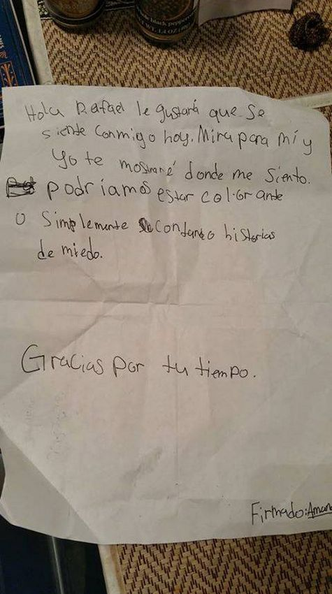 Girl Uses Google Translate To Ask New Classmate To Sit With Her At