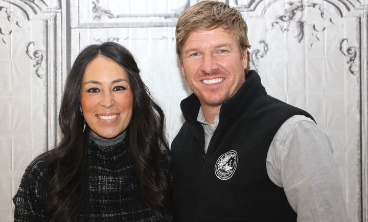 "The stars of ""Fixer Upper"" have been married 13 years."