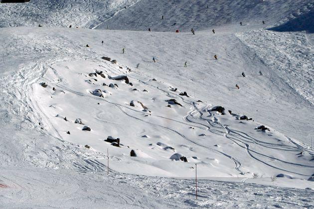 The ski resort of Meribel, France whereformer seven-time Formula One champion Michael Schumacher...