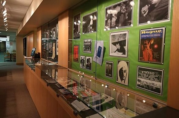 Lenny Bruce Collection of Archival Material at Brandeis University.