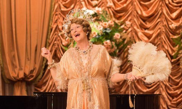 """Meryl Streep could slaughter a """"Stranger Things"""" kidand she'd still be an Oscar front-runner. (She got a Golden Globe n"""