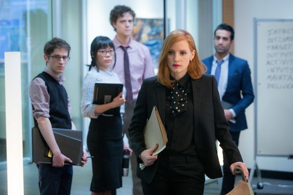 """Jessica Chastain seems to flirt with the Oscar race annually. She made the cut for """"The Help"""" and """"Zero Dark Thirty"""" but miss"""