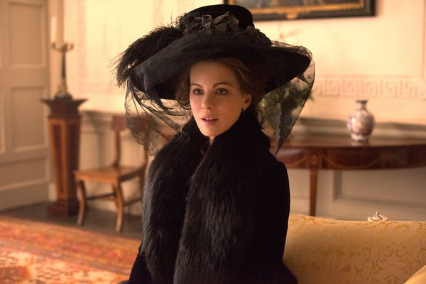 """One of the year's indie success stories, """"Love & Friendship"""" thrives on the merit of Kate Beckinsale, who plays a Jane Au"""