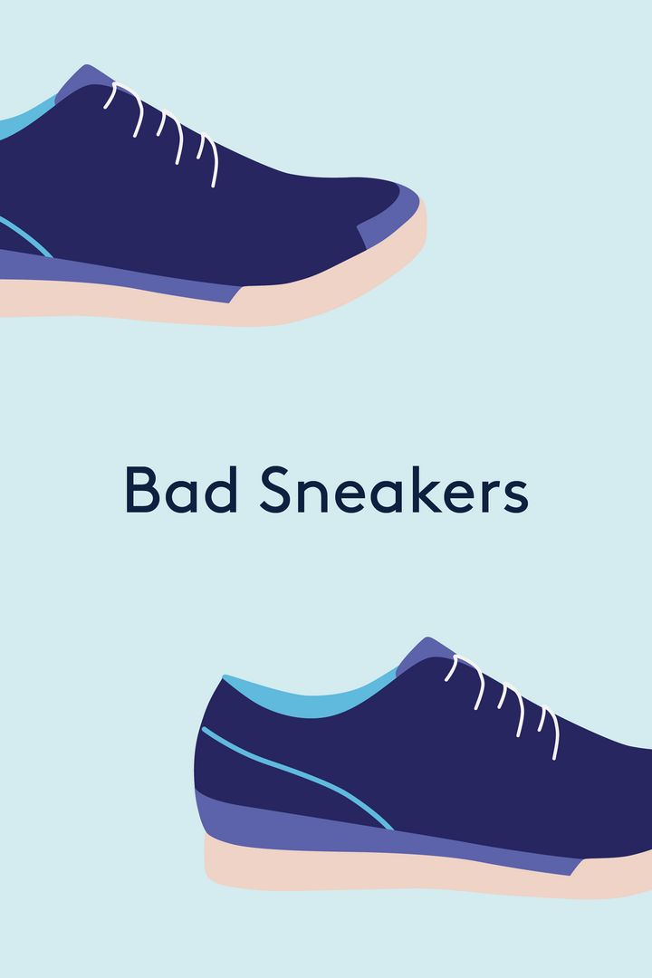 Bad Sneakers Dr. Brenner: 9 Dr. Cunha: 7