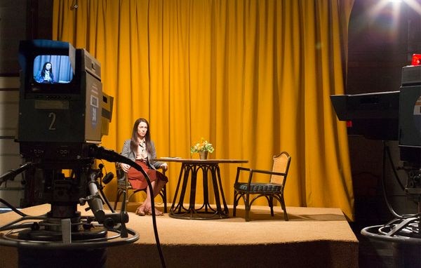 Atoast of this year's Sundance, Rebecca Hall seemed poised for a big 2016. Her performance as Christine Chubbuck, the F