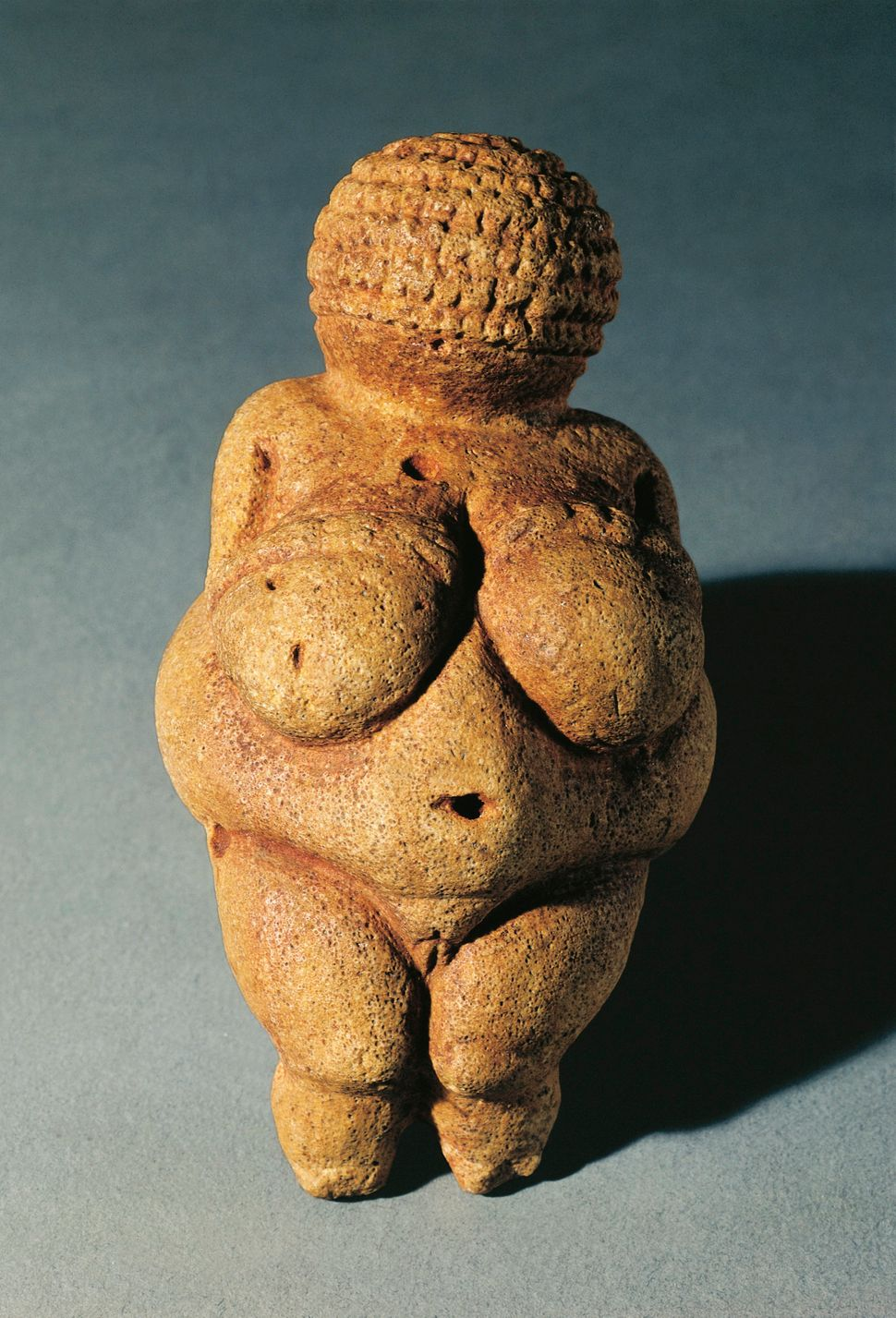 The Venus of Willendorf