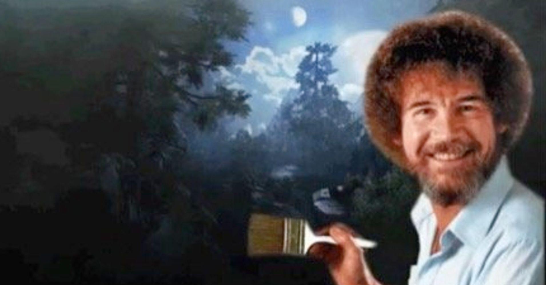 extremely calming bob ross episodes to get you through this