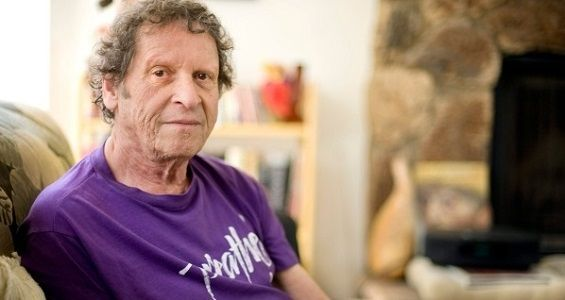 Author and Lenny's friend Paul Krassner.