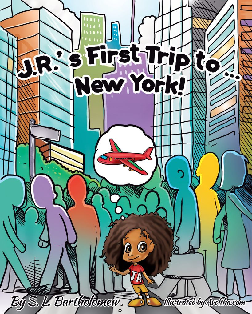 J.R.'s First Trip to New York