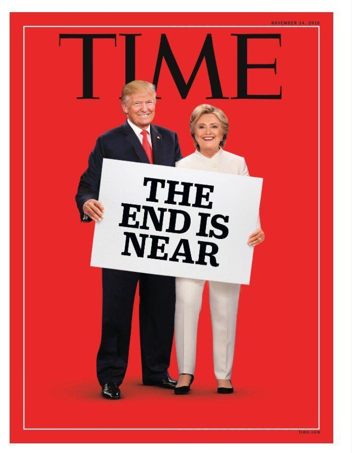 Time's Latest Cover Nails How We All Feel About The