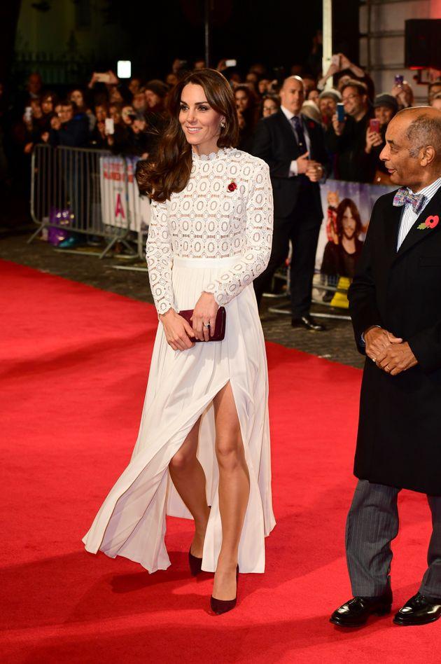 The Duchess Of Cambridge Wore The Same Dress As Paris