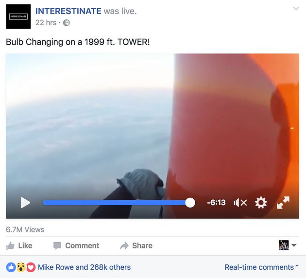 Millions Have Been Tricked By This Facebook Live Hoax