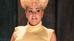 Jaime Winstone Is Blonde Bombshell In First Pic As Barbara