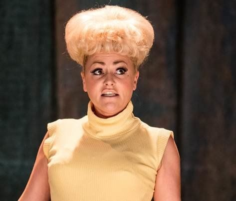 Jaime Winstone will play Barbara at a crucial time in her