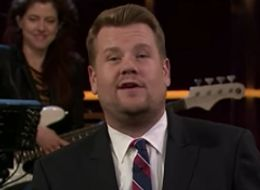 James Corden's Apology To Baseball Hits It Out Of The Park