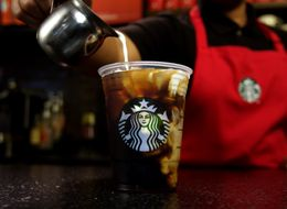 Starbucks Debuts Its Very First Iced Coffee Holiday Drink