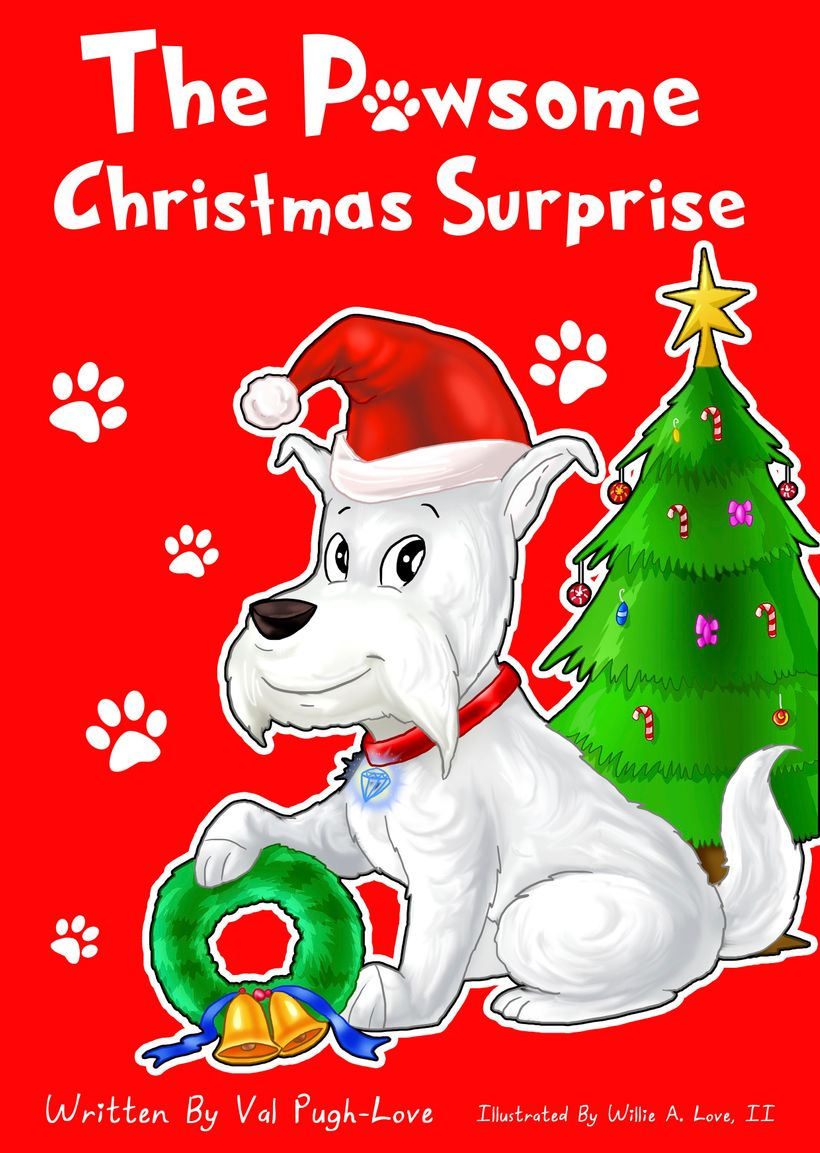 The Pawsome Christmas Surprise
