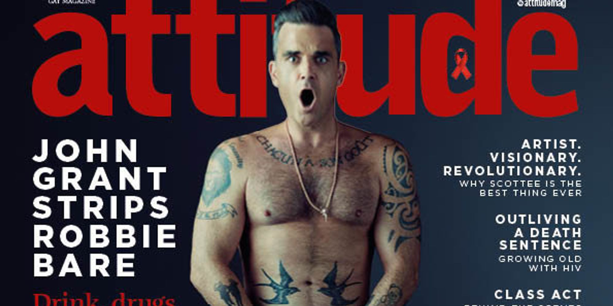 Robbie william nude images 24