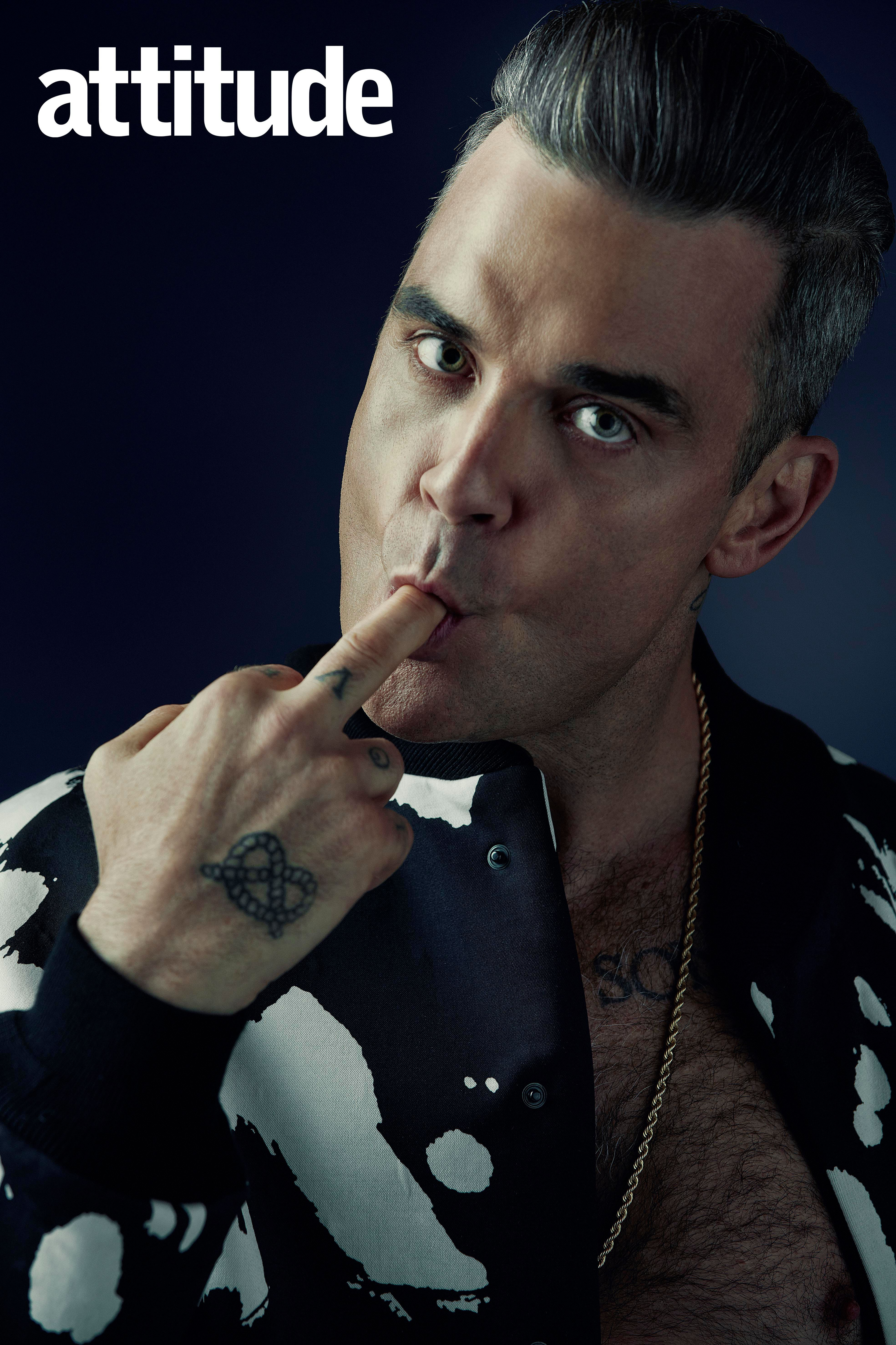 Robbie william nude images 23