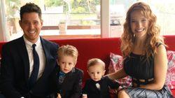 Michael Bublé Confirms Three-Year-Old Son Noah Has