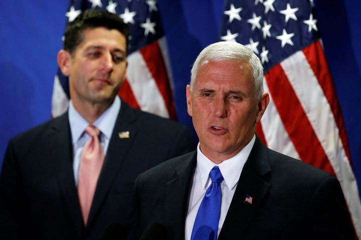 Republican presidential nominee Donald Trump's feud with House Speaker Paul Ryan (R-Wis.) has made life difficult for Trump's