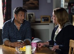 Spoiler! Is This The Moment When Masood Decides To Leave 'EastEnders'?