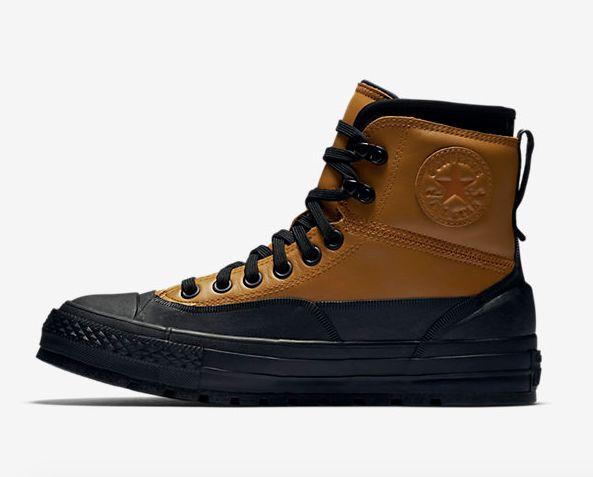 "Chuck Taylor All Star Tekoa Waterproof (unisex), $120 at <a href=""http://store.nike.com/us/en_us/pd/converse-chuck-taylor-all-star-tekoa-waterproof-unisex-boot/pid-11587730/pgid-11634706"" target=""_blank"">Nike</a>"