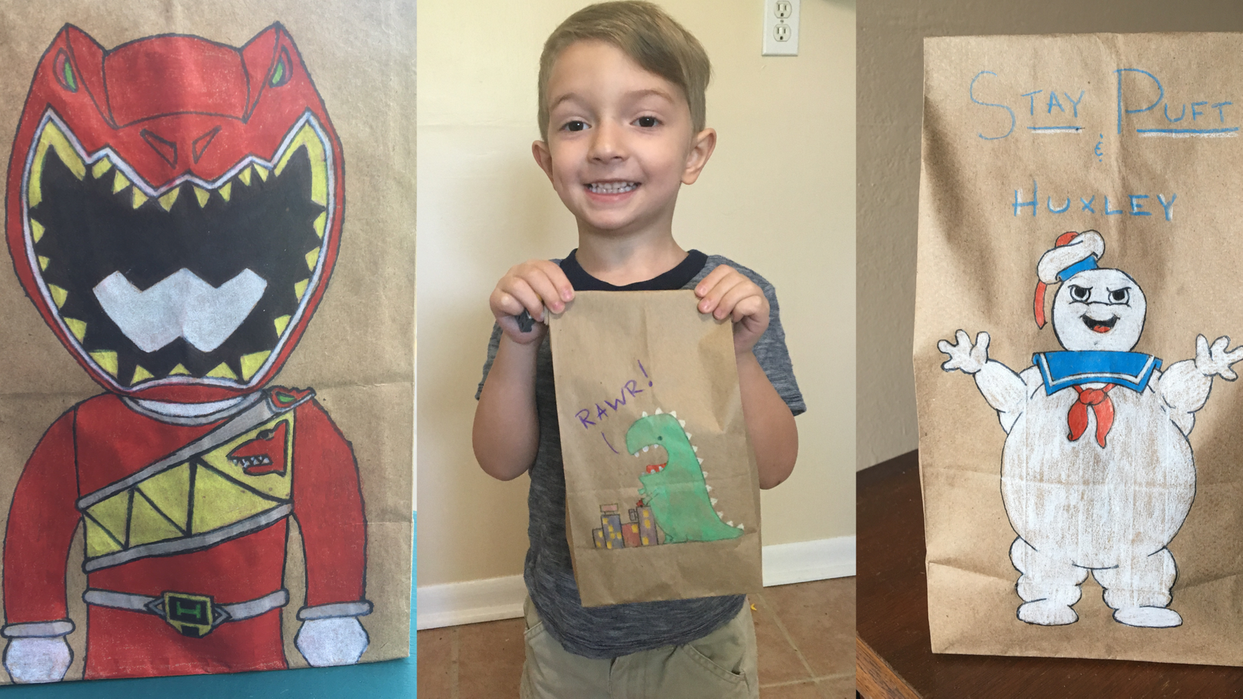 Preschooler Steps Up Lunch Game Thanks To Mom's Awesome Drawings